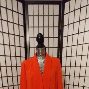 Designer Suit Jacket Claus New York Size 14